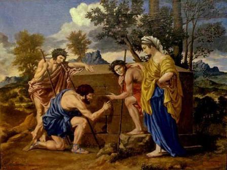 pastores de la arcadia